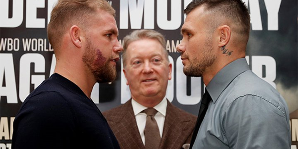 Billy Joe Saunders vs Martin Murray fight preview