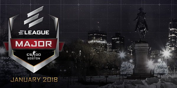 ELEAGUE Major 2018 Boston January