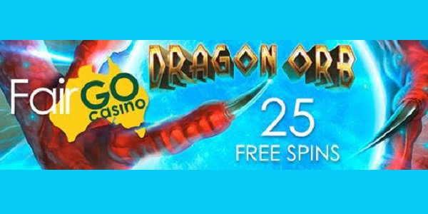 Claim 25 No Deposit Free Spins For Dragon Orb Slot At Fair Go Casino Gamingzion Gamingzion