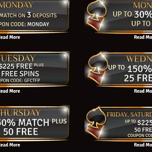 Grand Fortune Casino Players Get to Enjoy New Promotions Every Day!