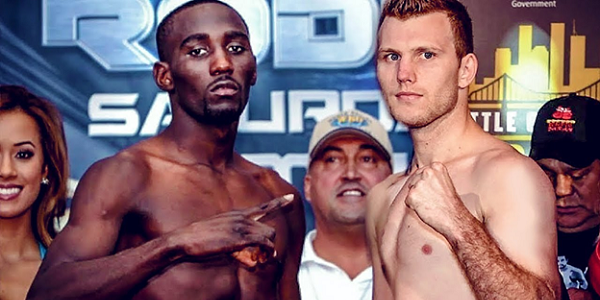 Horn Crawford Boxing Match Odds