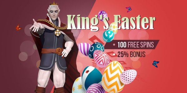 King Billy Casino Easter Promotions