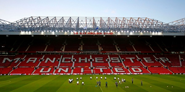 Old Trafford MU Stadium