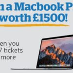 Would You Like to Win a MacBook Pro Worth GBP 1,500?