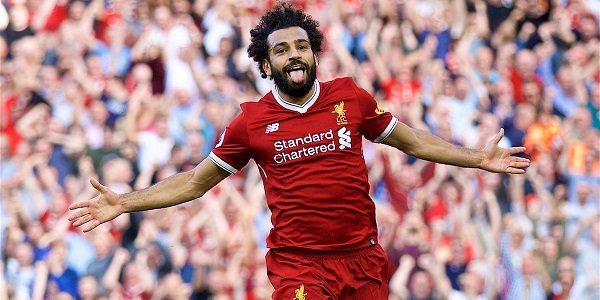 Mohamed Salah Goal Celebration