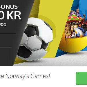 Claim KR 2,500 Thanks to NorgesSpiel Casino's Deposit Bonus No Wagering Requirements Offers