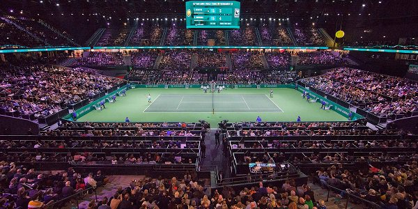 ATP World Tour Rotterdam Pitch