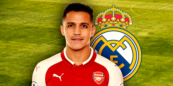 From Barca, to Arsenal, to Madrid? Bet on Sanchez to Join Real Madrid!