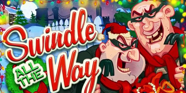 Swindle All The Way Free Spins