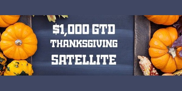 Win Your Share of $1,000 in the Daily Thanksgiving Promo at Juicy Stakes