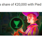 Win Your Share of the €20,000 Online Slot Tournament at Unibet Casino
