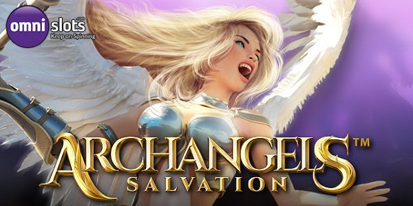 Omni Slots Archangels Salvation Free Spins