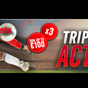 Claim Three Deposit Promotions Worth €300 to Bet on FA Cup Final at b-Bets Sportsbook!
