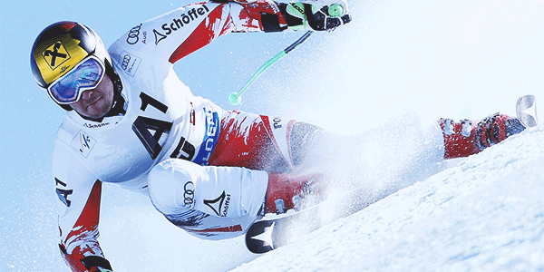 best overall ski racer in Alpine Skiing World Cup 2018