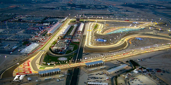 Bet on F1 in Bahrain