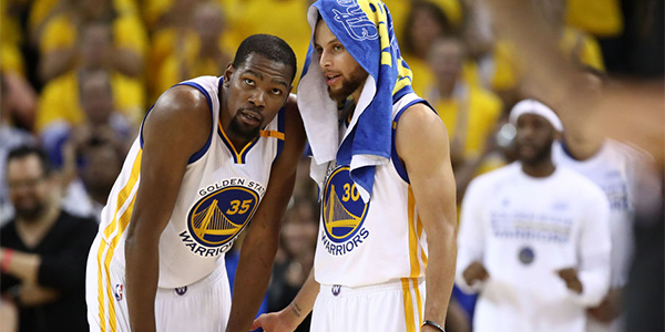 Bet on NBA 2018 Champions: Can Golden State Warriors prove the bookies' to be right?