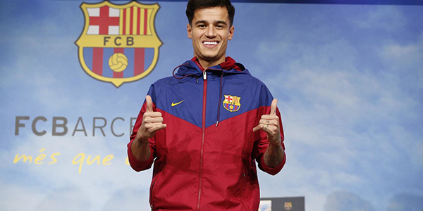 Bet on Barcelona, as the Catalans Finally have Their Man - Philippe Coutinho