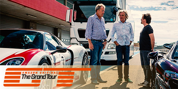 Amazon Bet On The Grand Tour Working Away From The BBC