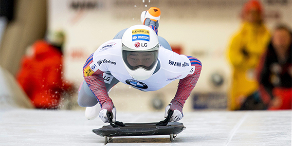 Sungbin Yun to win Skeleton at the Winter Olympics 2018