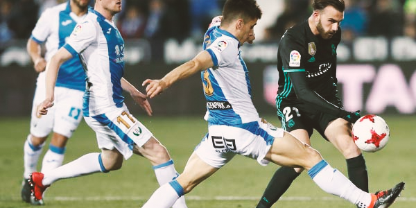 Bet on Real Madrid to outperform Leganes
