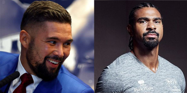 Betting on Tony Bellew Does Not Mean Betting on the Underdog