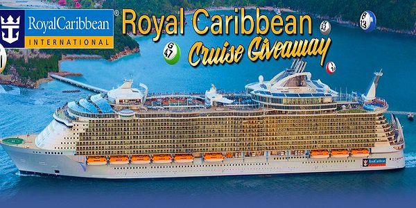Royal Caribbean Cruise Bingo Hall