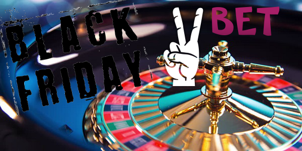 Vbet Casino Black Friday Bonus