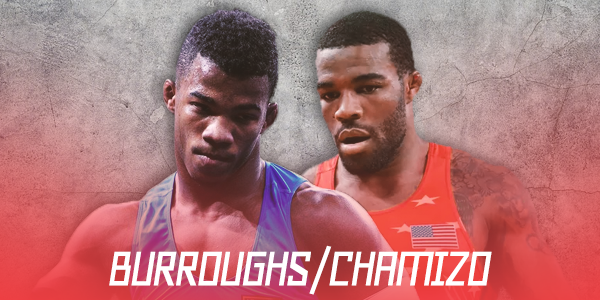 Chamizo is Too Confident Says the Burroughs v Chamizo Odds