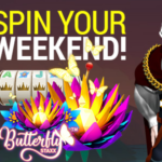 Unlock 50 Butterfly Staxx Free Spins at King Billy Casino