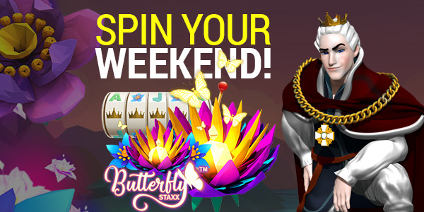 Free Spins at King Billy Casino