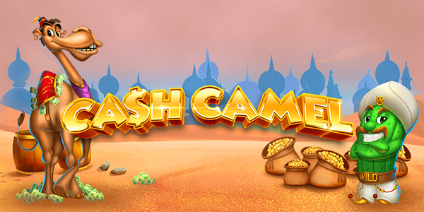Cash Camel free spins at Rembrandt Casino
