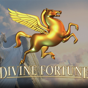 Become the Next Divine Fortune Jackpot Winner at Royal Panda Casino