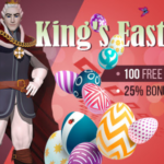 Collect Easter Eggs Slot Free Spins at King Billy Casino