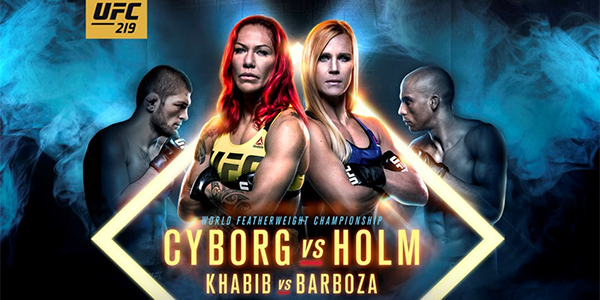 Fight to be Champion in UFC 219: Holly Holm v Cris Cyborg