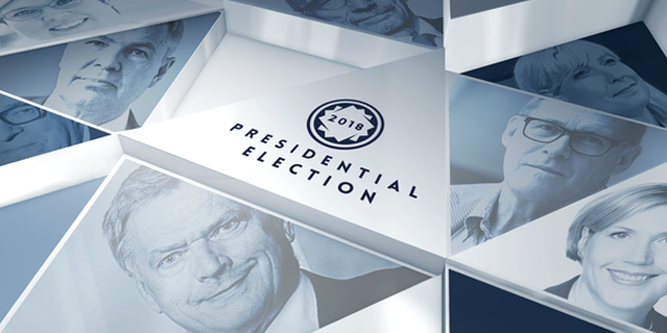 Finnish Presidential election 2018 odds
