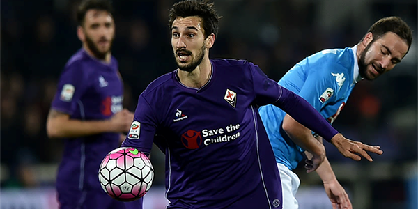 Fiorentina Captain Davide Astori Dies Unexpectedly at 31