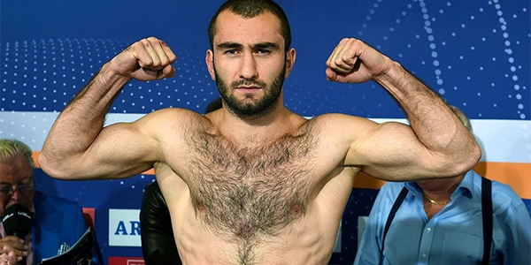 Gassiev to beat Dorticos in semifinal