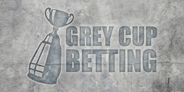 Grey Cup Betting odds