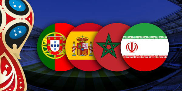 group B betting specials