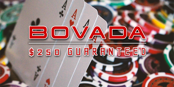 Join the $250k Guaranteed Poker Tournament at Bovada -