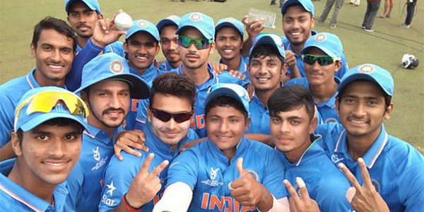 Indian Cricket Future Bright As U19 Team Prove Again