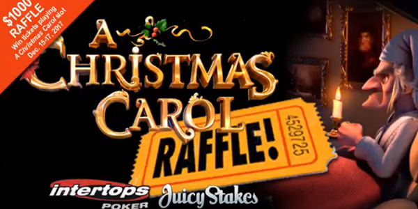 Intertops Poker Christmas Promo