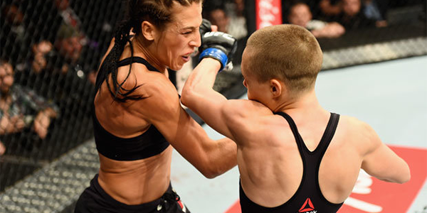 Joanna Jedrzejczyk v Rose Namajunas Odds Question the First Fight