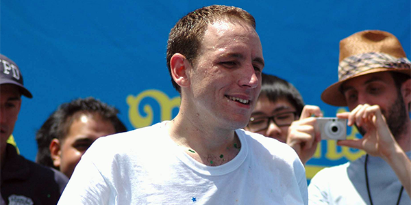 Joey Jaws Chestnut Odds Anticipate Victory and Record-Breaking!