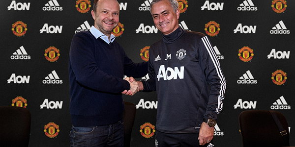 Jose Mourinho Signs New Deal with Man United Until