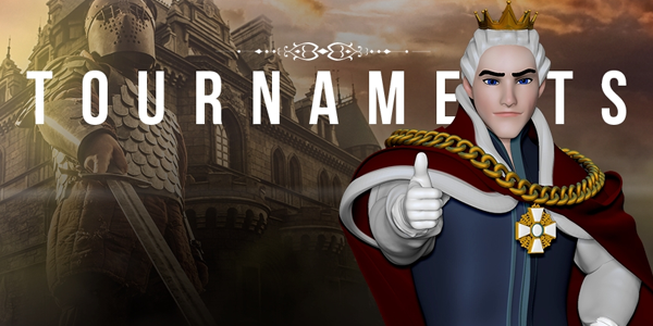Win a 100 Free Spins on the Daily King Billy Casino Tournaments