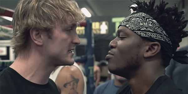 Bet on KSI vs Logan Paul boxing match