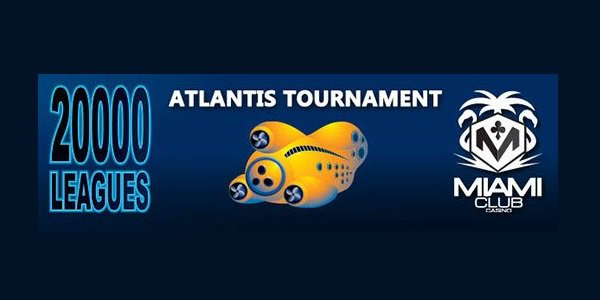 Atlantis Tournaments Miami Club Casino