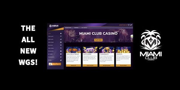 Miami Club Casino No Deposit Free Spins