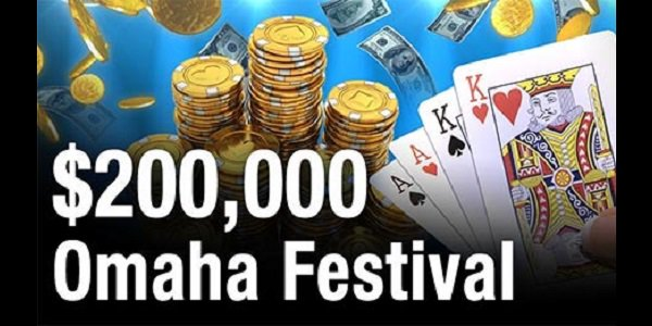 Natural8 Poker Omaha Festival